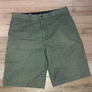 "Volcom shorts ""Corpo Class"" size 34!"